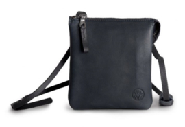 Harold's CHAZA cross-over bag small - donkerblauw 300125