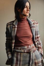 Frisur || EDEN long sleeve: marron tencel