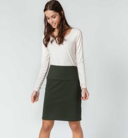 SKFK || BELKY skirt: verde