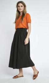 Bellamy Gallery || COUNTRY CLASSY skirt : Dark Brown