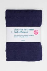 Textiel studio job || handdoek: donker blauw