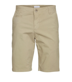 KCA || CHUCK regular light shorts: light feather grey