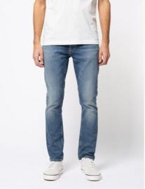 Nudie Jeans    GRIM TIM jeans: pale shelter