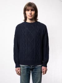 Nudie jeans || DIDRIK BRAIDED: indigo