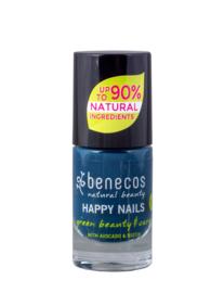 Benecos || NORDIC BLUE nailpolish || 5ml