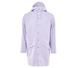 Rains || LONG JACKET: lavender