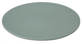 Zuperzozial Small bite plate Blue 1400148