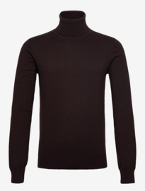 Bertoni || HENRIK rollneck knit: after dark