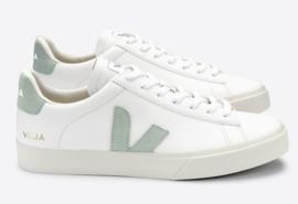 Veja || Campo:  Chromefree Extra White / Matcha