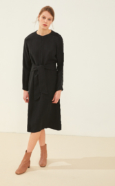 Cus || TAORINA dress; black