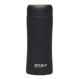 Retulp || thermosbeker 0,3L:  night black