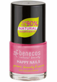 Benecos || PINK FOREVER nailpolish || 9ml