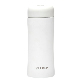 Retulp || thermosbeker 0,3L: chalk white
