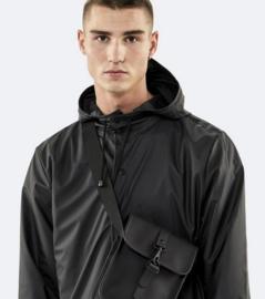 Rains    FLIGHT bag: black