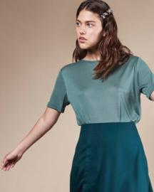 Jan N June || BOY rib tshirt: dark mint