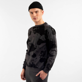 Dedicated || MALMOE sweat: world charcoal