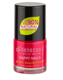 Benecos || HOT SUMMER nailpolish || 5ml