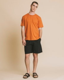 Thinking Mu || BRAD tshirt: terracotta
