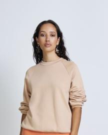 Jan N June    TOULON sweater: Sand