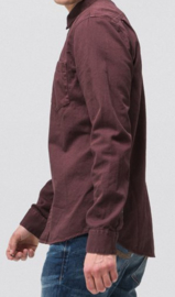 Nudie Jeans || HENRY blouse pigment dyed: plum