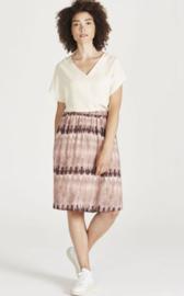 GIVN || LILY Skirt; Tie dye muddy pink