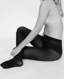 Swedish Stockings || LIA : black || 100den