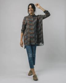 Brava || OCEAN blouse printed: Voceano