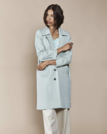 Jan N June || BRADFORT light coat: mint