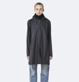 Rains || A LINE jacket: black
