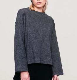Elvine || LIELLA pull: grey melange