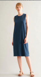 Cus || CROSSED dress: blue