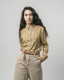 Brava || GINKGO blouse: print