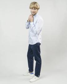 Brava || KAYAKING shirt: light blue