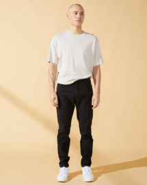 Elvine || CRIMSON pants: Black