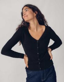 SKFK || BETTI sweater: black