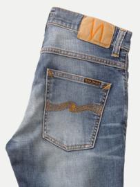 Nudie Jeans || GRIM TIM jeans: worn in broken