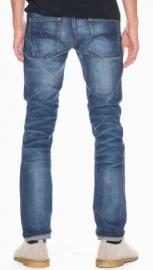 Nudie Jeans    GRIM TIM jeans: dark crispy worn