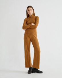 Thinking Mu || MILDA pants trash: caramel