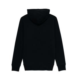 Goat    JORDAN unisex cardigan: black