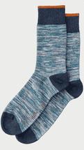 Nudie Jeans II RASMUSSON sokken: blue