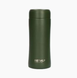 Retulp || thermosbeker 0,3L: dark green