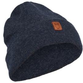 KCA || beanie organic wool: insigna blue