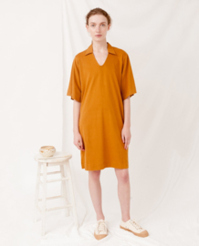 Beaumont Organic || LUANA dress: rust