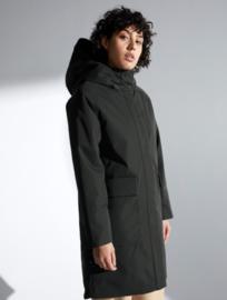 Elvine    ALLYSON coat: black