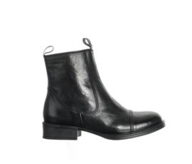 Ten Points || PANDORA vegetable tanned leather: black -ALLEEN 37 BESCHIKBAAR-