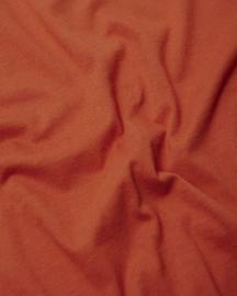 KCA || ALDER basic tee: rust melange