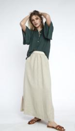 Bellamy Gallery || RELAX STAN skirt: Sand