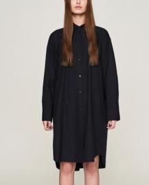 Elvine || SIDRA long blouse: black