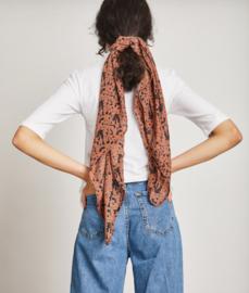 Jan N June || AGNES scarf: Tortoise print