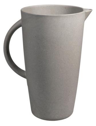 Zuperzozial Smug jug grey 1400237